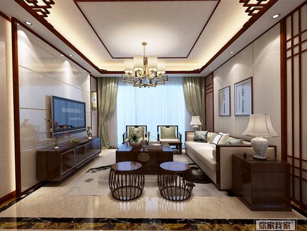 别墅客厅装修4大技巧