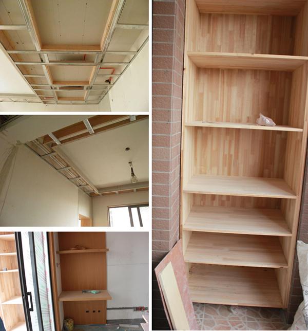 木制品装修效果