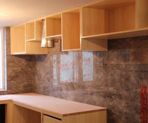 你家我家装饰厨房柜制作